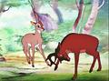 Walt Disney Screencaps - Faline & Ronno - walt-disney-characters photo