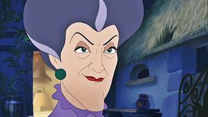 Walt Disney Screencaps - Lady Tremaine
