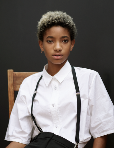Willow Smith Hintergrund entitled Willow Smith