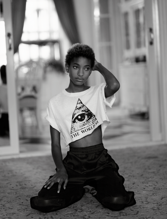 Willow Smith Images Willow Smith Hd Wallpaper And Background Photos