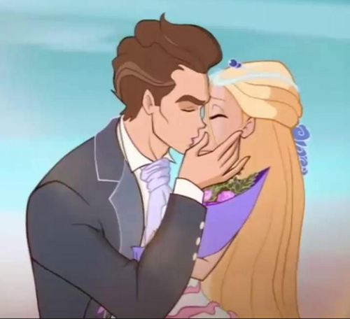 The Winx Club Images Winx Club Wedding Moment Wallpaper