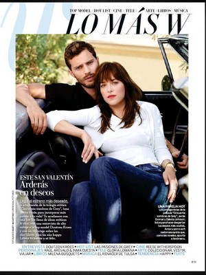 Woman Madame Figaro Magazine