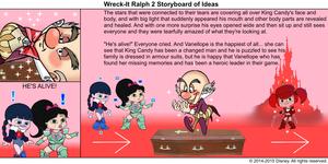 Wreck-It Ralph 2 Storyboard of Ideas 48