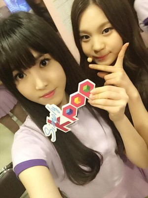 Yuju and Umji