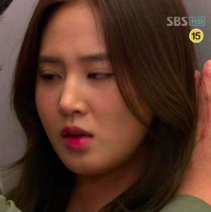 Yuri in Fashion King