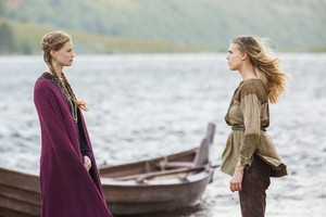 aslaug and porunn