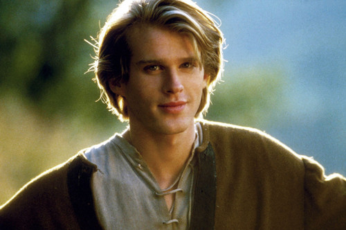 The Princess Bride wallpaper possibly containing an outerwear called cary elwes