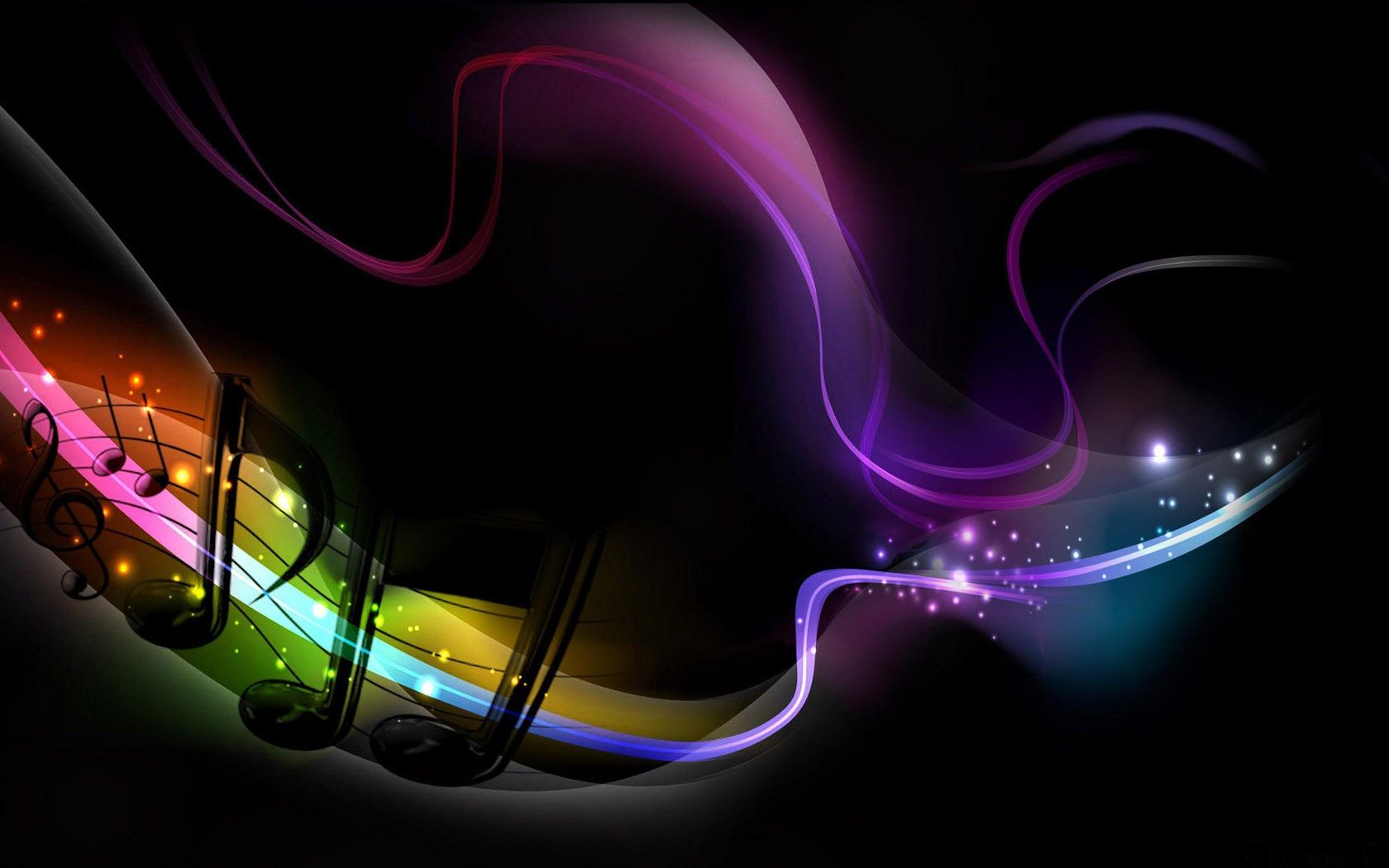 Good Wallpaper Music Rainbow - color-of-music-colorful-fever-38001572-1680-1050  Gallery_651291.jpg