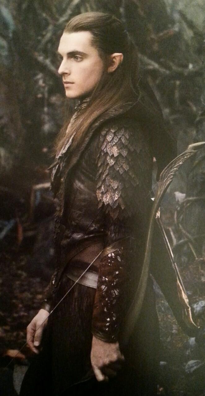 elros elf of mirkwood