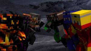 futura serie animada de Minecraft