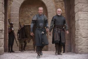 Jorah Mormont & Barristan Selmy