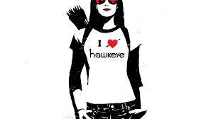 hawkeye 愛