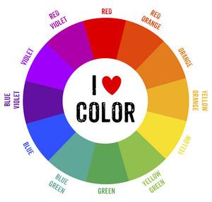 i amor color!