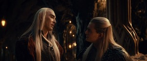 king thranduil and legolas