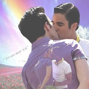 klaine kurt and blaine