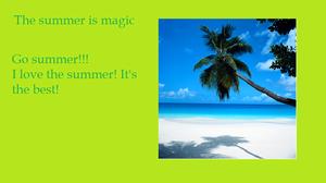 magic is summer