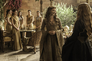 margaery and cersei