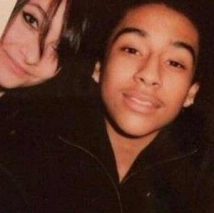 michael jackson king of pop's daughter paris jackson and princeton