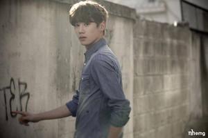 Jun's teaser image for 'ALWAYS' mini-album