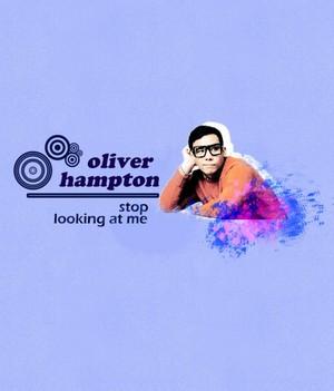 oliver hampton ♥