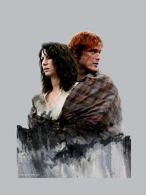 outlander- fã art