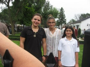 prince jackson and his sister paris and brother blanket