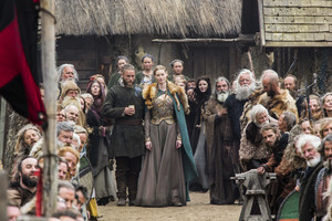 princess aslaug and ragnar