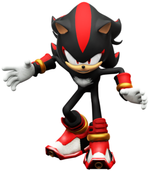 shadow of sonic boom lets go