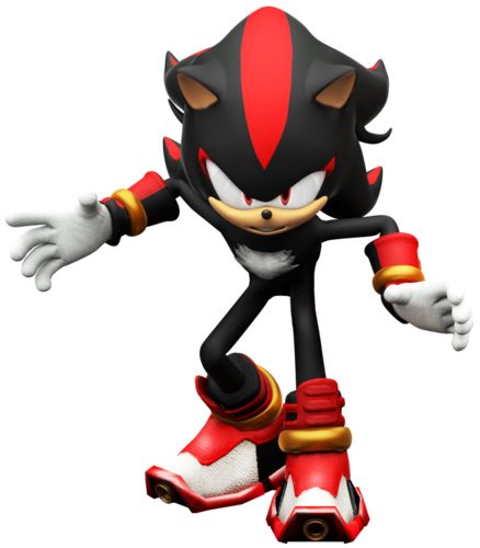 Shadow The Hedgehog wallpaper titled shadow of sonic boom lets go