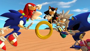 sonic rivals about ring