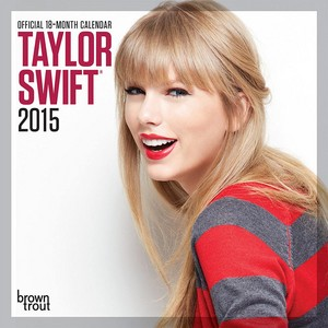 taylor schnell, swift 2015 celender cover