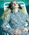 taylor swift in silver  - taylor-swift photo