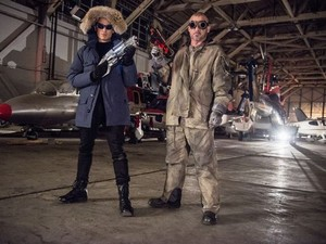 the flash-wentworh miller and dominic purcell