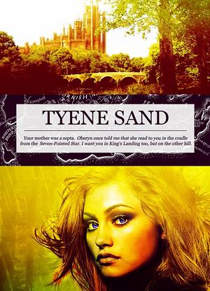 tyene sand
