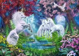 unigarden with 3 unicornios