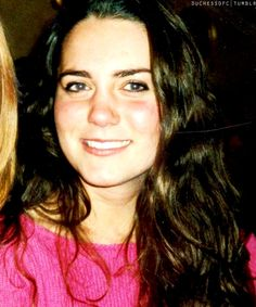 young kate middleton