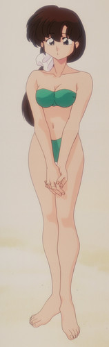 Ranma 1/2 wallpaper titled らんま 1/2 Kasumi Tendo