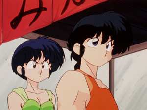 らんま 1/2 Ranma and Akane