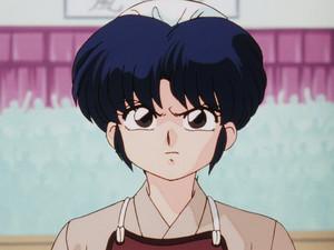 らんま1/2 アニメ_Ranma 1/2 anime: Akane Tendo (warrior)