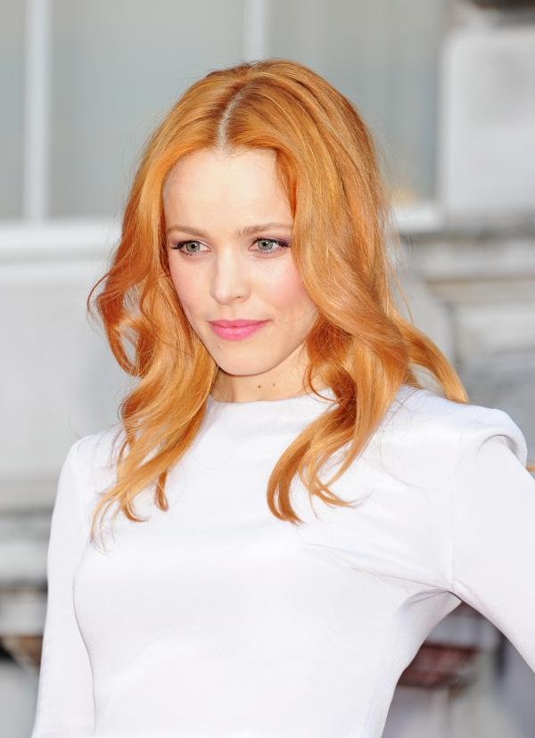 Rachel Mcadams Natural Hair Color