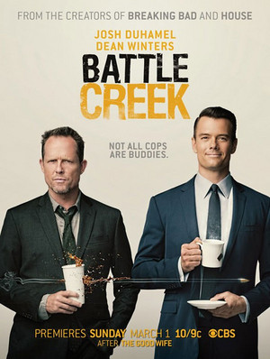 'Battle Creek' Promotional Poster