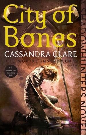City of bones New Cover