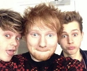 Connor, Ed and James
