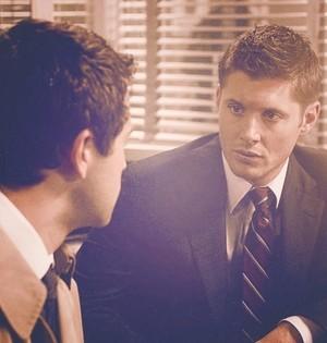 ✦ Dean and Castiel ✦