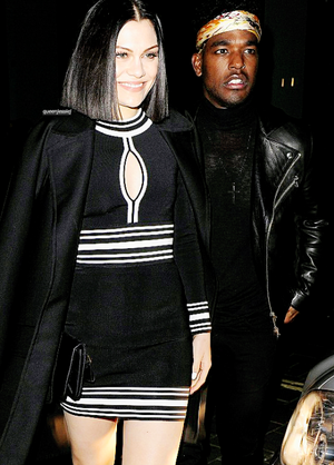 Jessie J and Luke