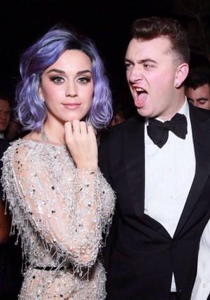 Katy and Sam