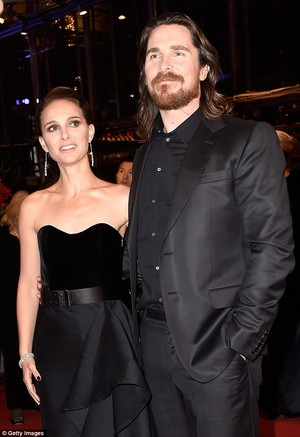 'Knight of Cups' premiere during the 65th Berlinale International Film Festival at Berlinale Pa