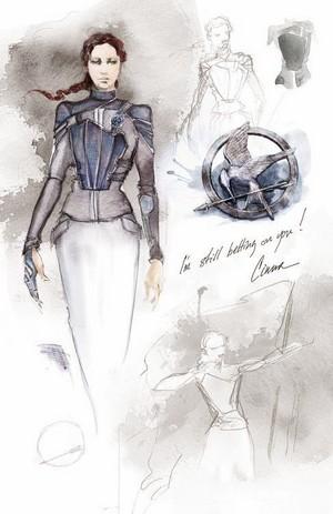 Mockingjay Costume