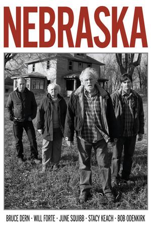 'Nebraska' Poster
