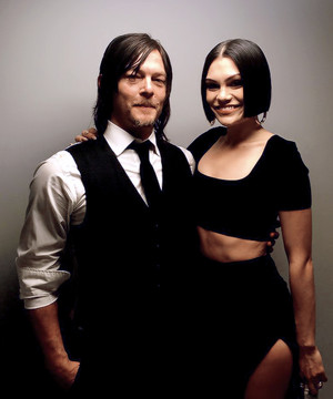 Norman and Jessie J